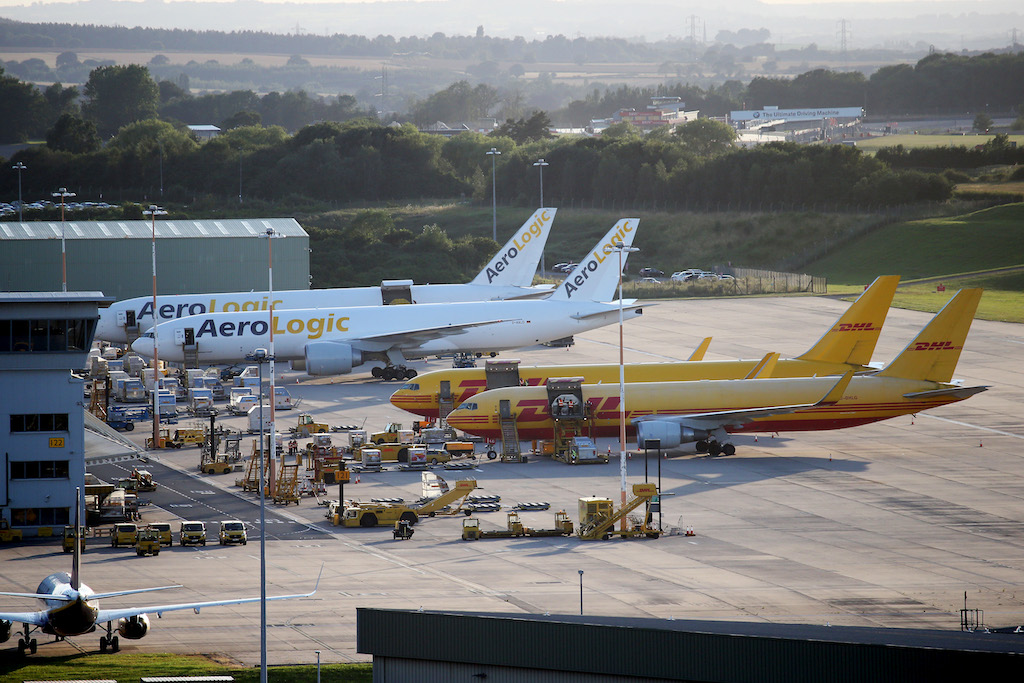 East Midlands Airport and Gateway Industrial Cluster (EMAGIC)